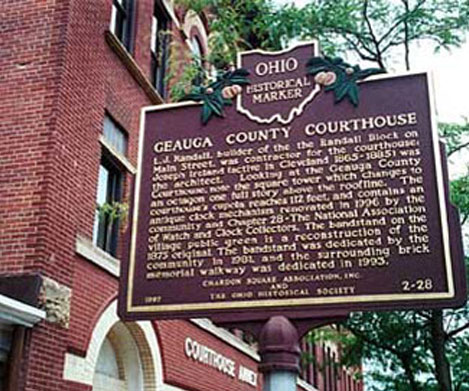 Geauga County Courthouse Annex