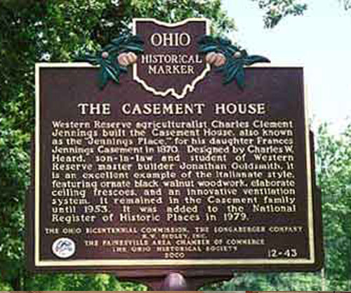 The Casement House
